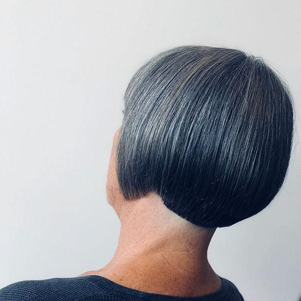 trendy short bob haircuts