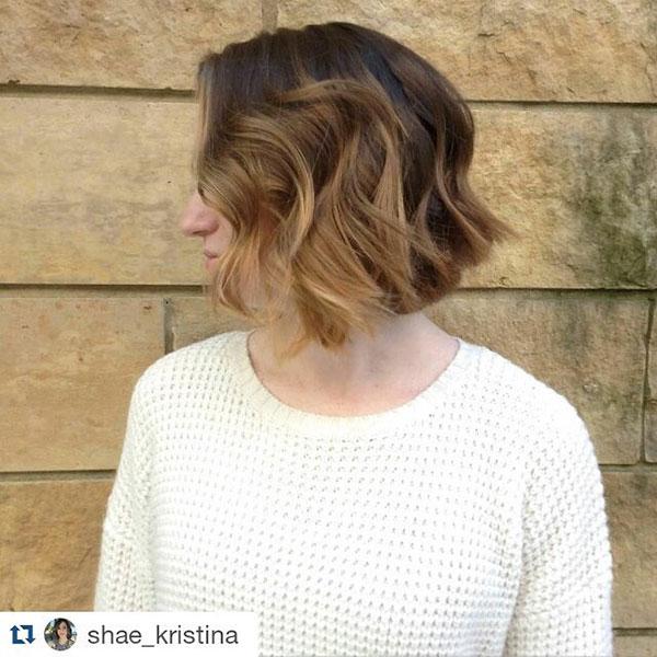 trendy short hair cuts 2021