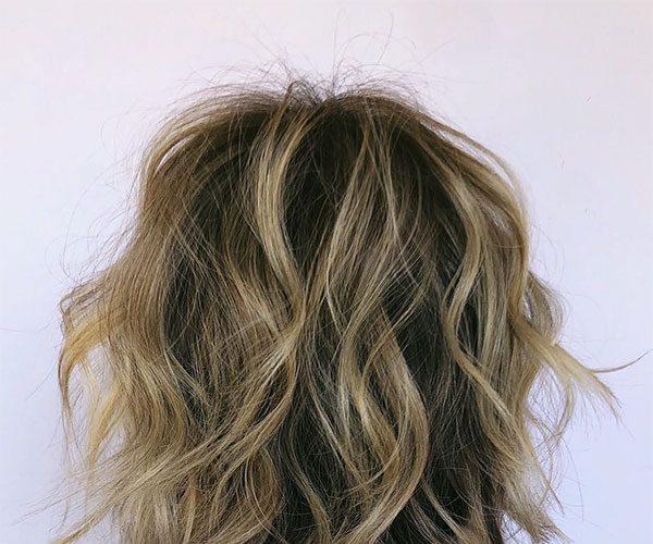 best haircut for wavy hair