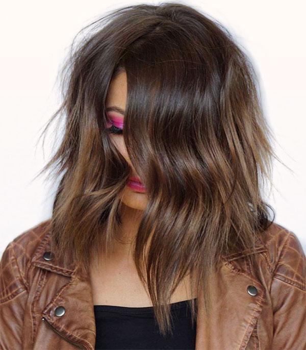 best wavy hairstyles 2021