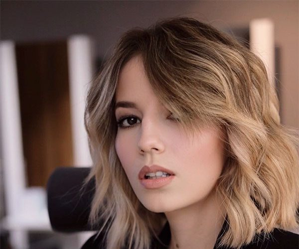 cute short wavy hairstyles