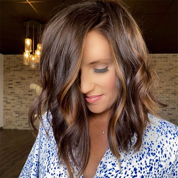 everyday hairstyles for wavy hair