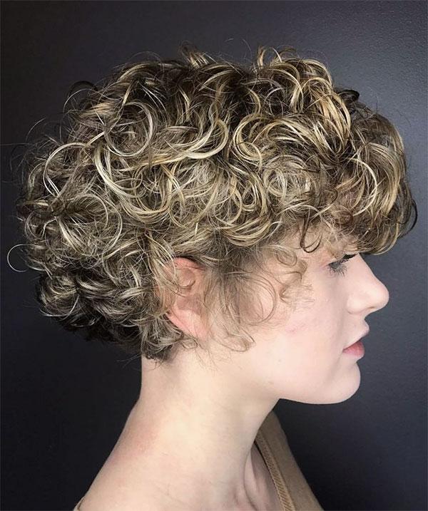 good curly hair styles