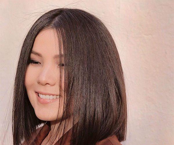 hair style straight