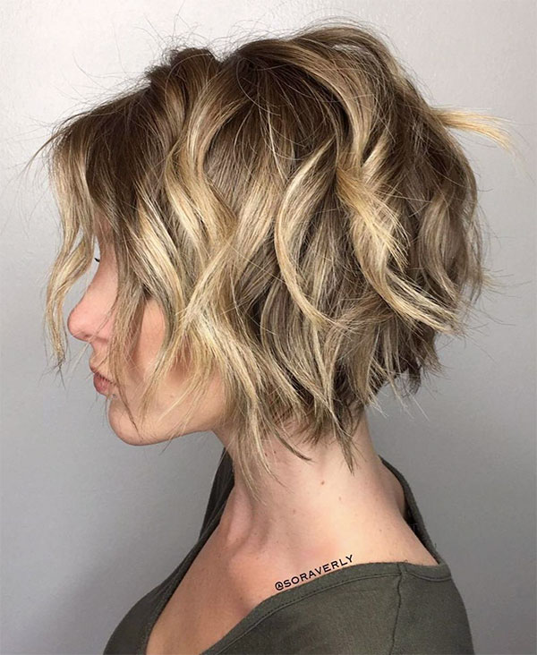haircuts for wavy hair