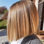 hairstyle in straight hair