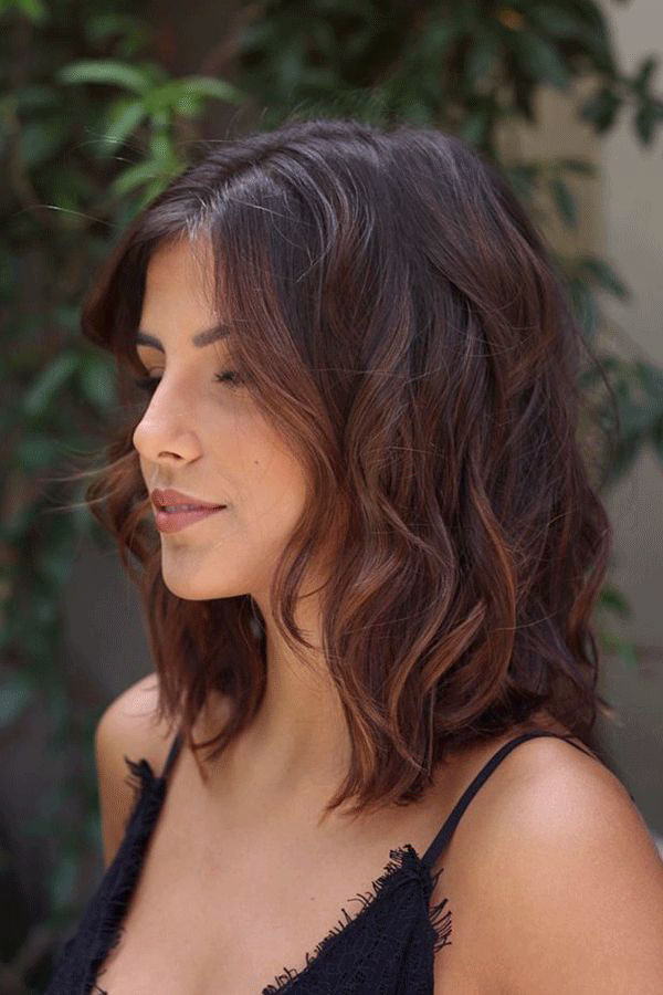 hairstyles for short and wavy hair