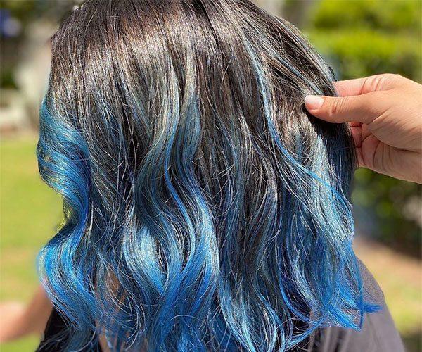 hot blue perfect