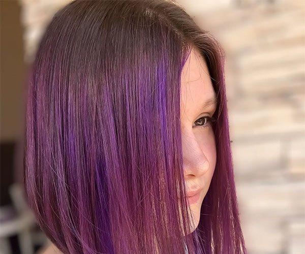 hot purple perfect