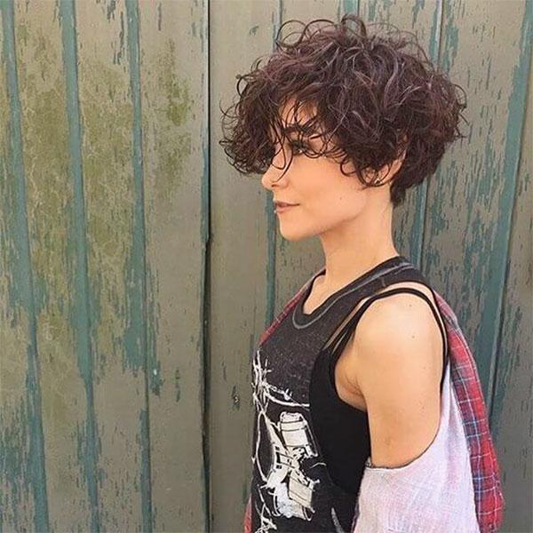 look curly hair