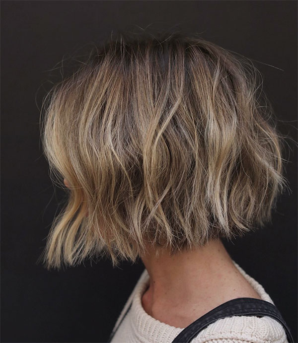 nice hairstyles for wavy hair