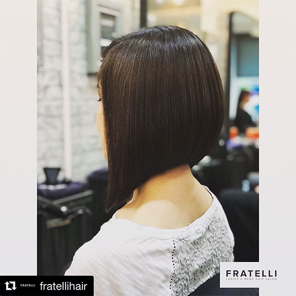 straight cut for women