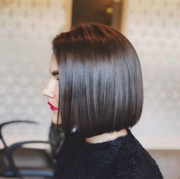 straight haircut ideas