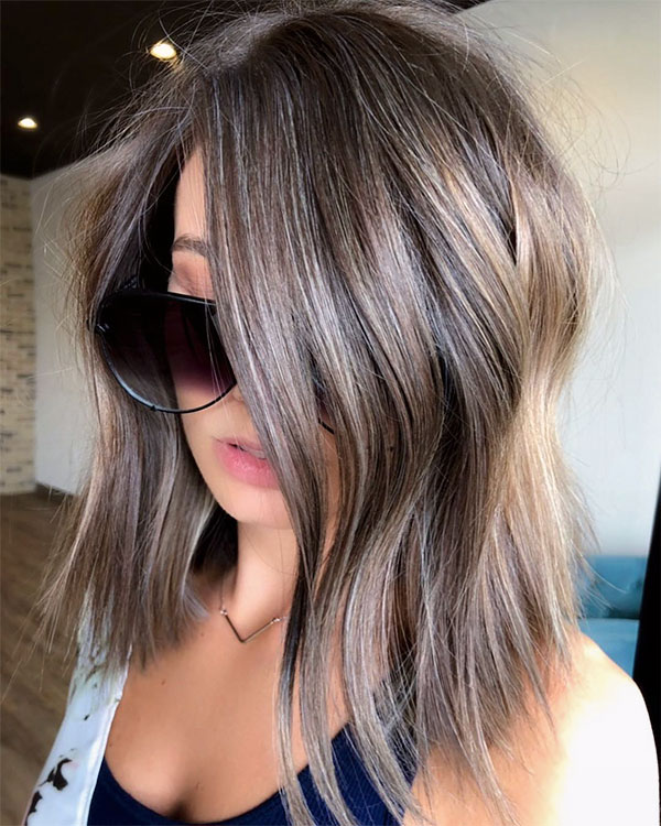 the best haircut 2021 for wavy hair