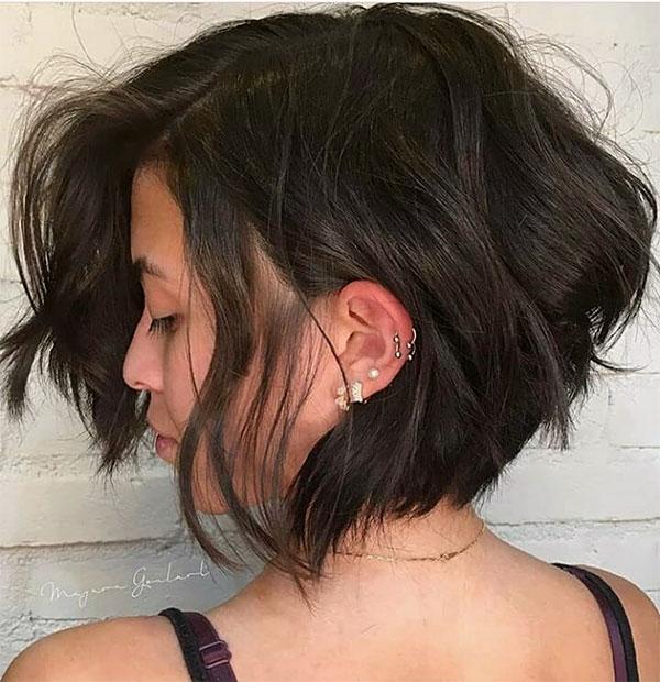 trending short haircuts 2021